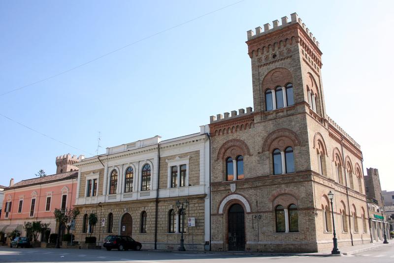 Hotel Mosciano Sant'Angelo