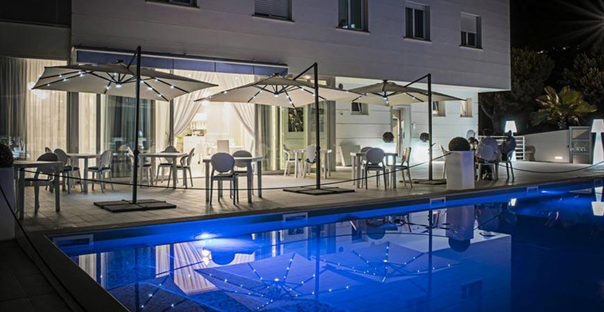 Hotel Villa Sofia Roseto Degli Abruzzi