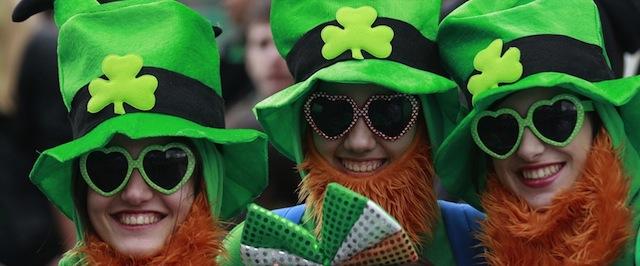 Festeggiamenti Saint Patrick