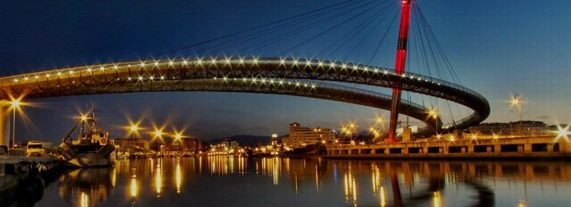 Pescara il ponte del mare turismo